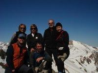 Puig de les borregues, 2693 mts , 15/03/09