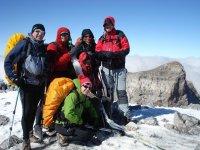 Mont Perdut  3.355 mts 11/10/09