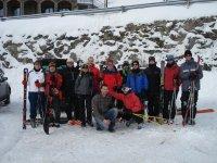 Esquiada EGAN 2010