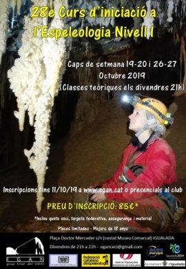 Curs Espeleo 2019